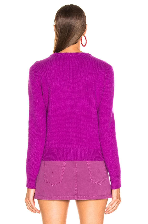 Image 5 of ALBERTA FERRETTI French Kiss Sweater in Purple