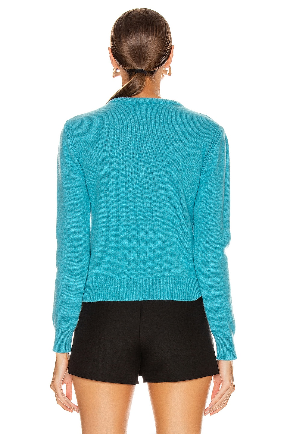 Image 4 of ALBERTA FERRETTI Monday Sweater in Fantasy Blue
