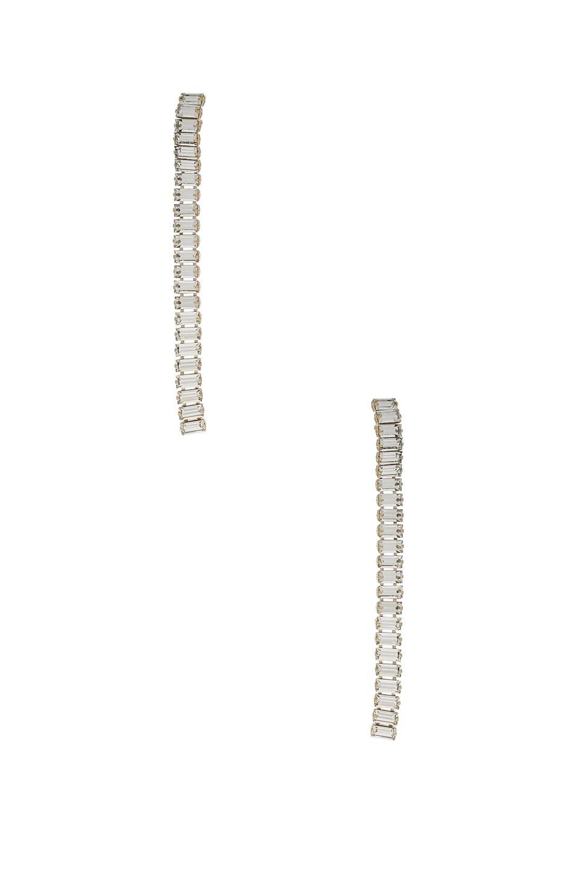 Image 1 of ALBERTA FERRETTI Dangle Earrings in Gold
