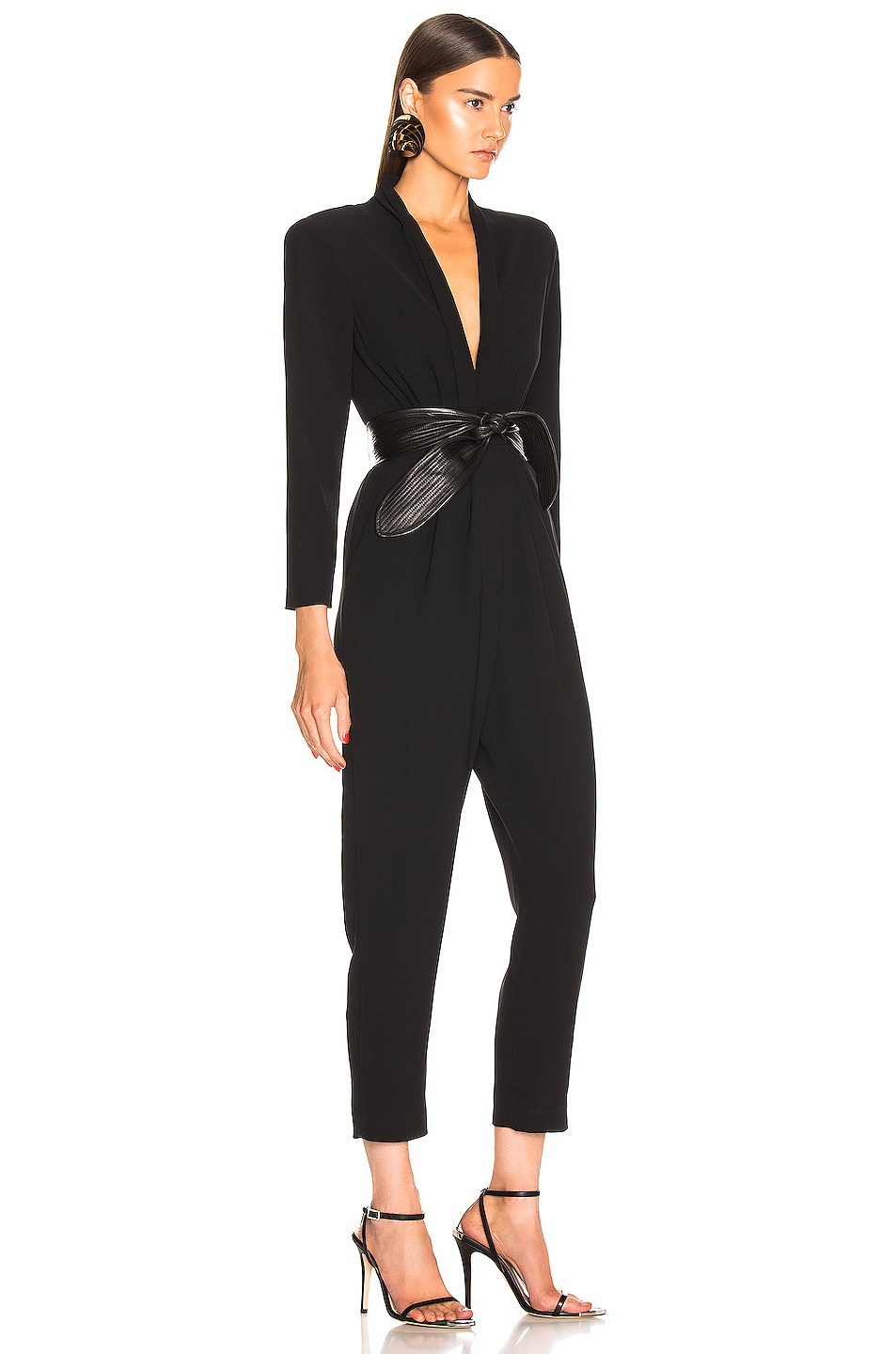 Image 2 of A.L.C. Kieran II Jumpsuit in Black