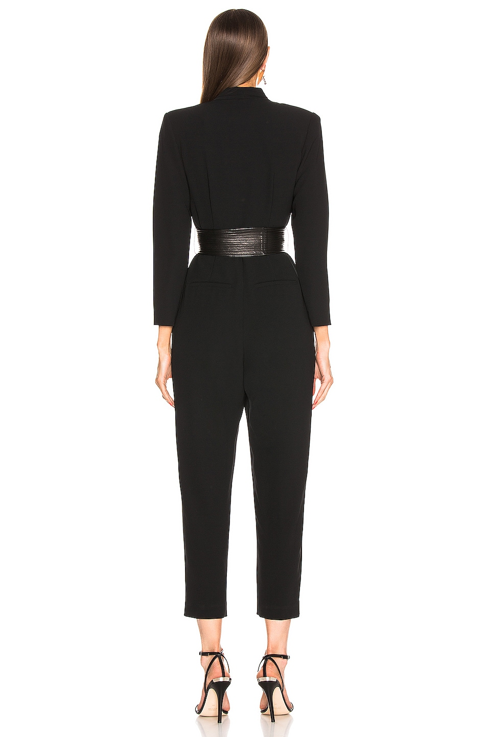Image 3 of A.L.C. Kieran II Jumpsuit in Black