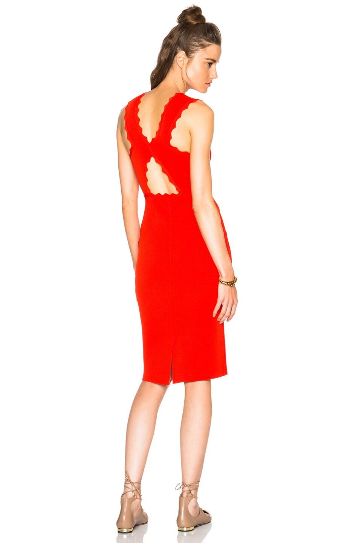 A.L.C. Aldridge Dress in Geranio   FWRD