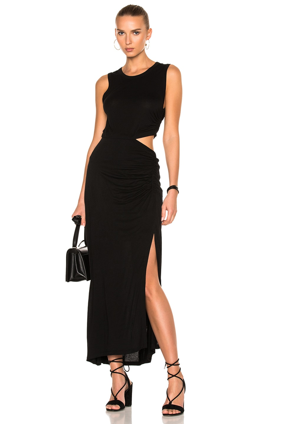 Image 1 of A.L.C. Jaxon Dress in Black