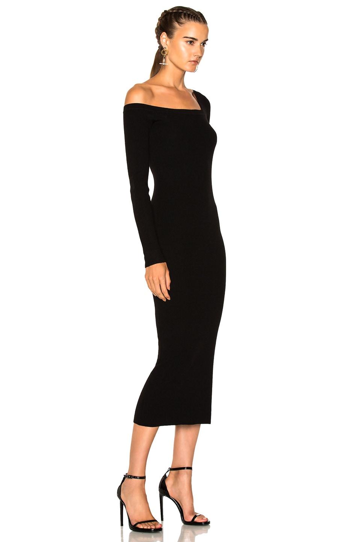 Image 2 of A.L.C. Brynn Dress in Black