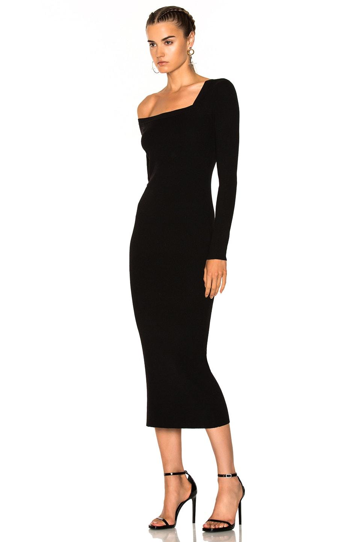 Image 3 of A.L.C. Brynn Dress in Black