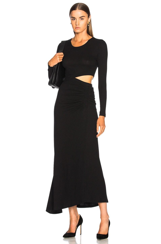 A.L.C. Rooney Dress in Black