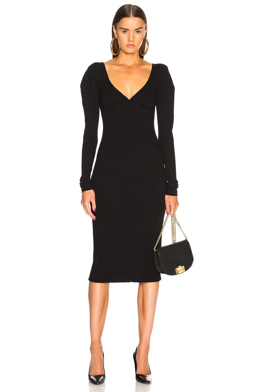 A.L.C. Dafne Dress in Black