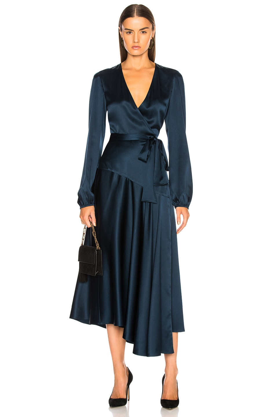 Image 1 of A.L.C. Darby Dress in Admiral