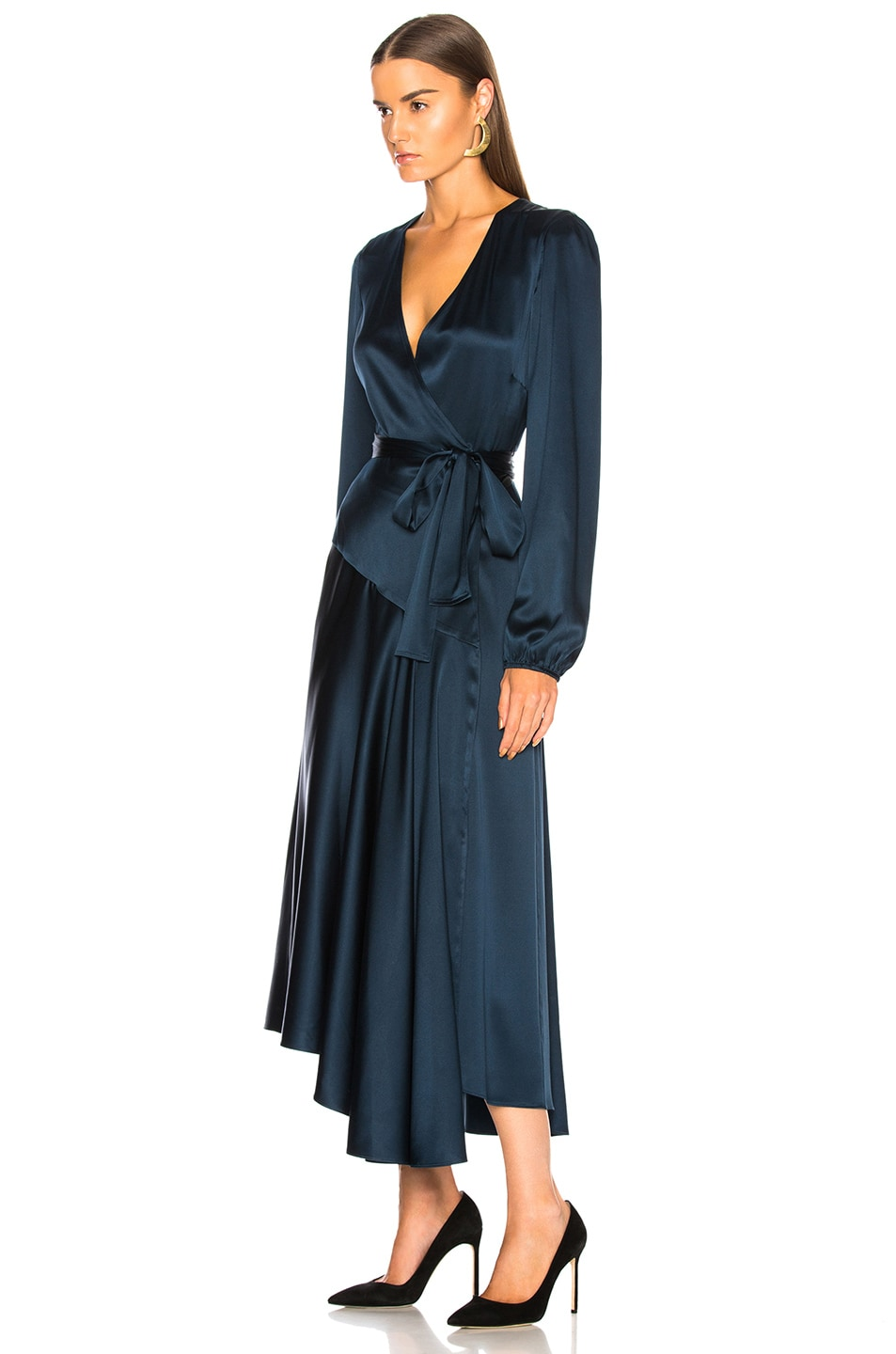 Image 3 of A.L.C. Darby Dress in Admiral