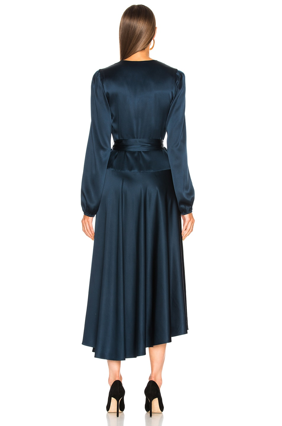 Image 4 of A.L.C. Darby Dress in Admiral