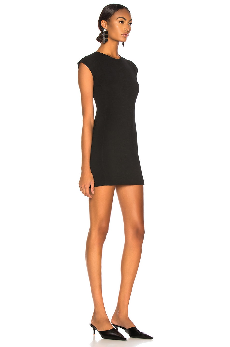 A.L.C. Roda Dress Black low-cost