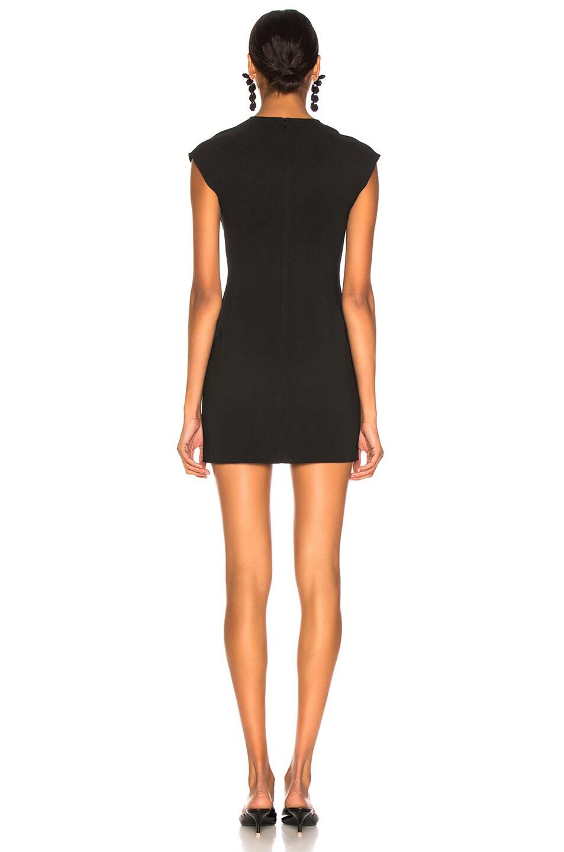 Image 4 of A.L.C. Roda Dress in Black