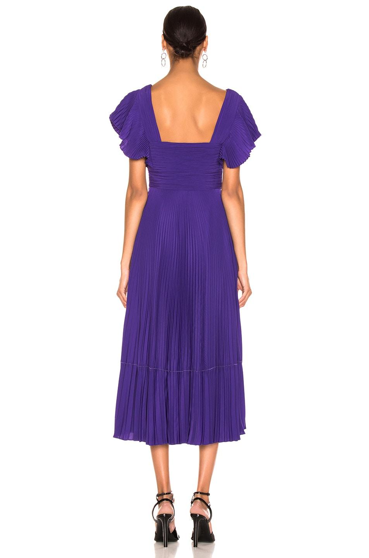 Image 3 of A.L.C. Sorrento Dress in Violet