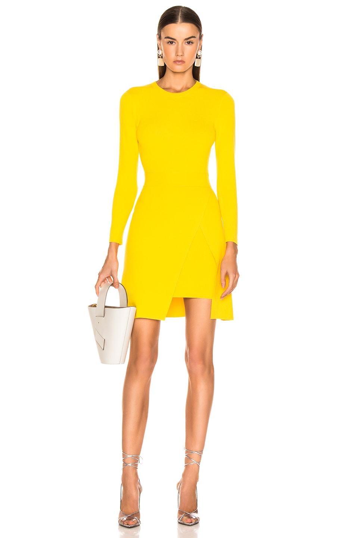 Image 1 of A.L.C. Hadley Dress in Lemon