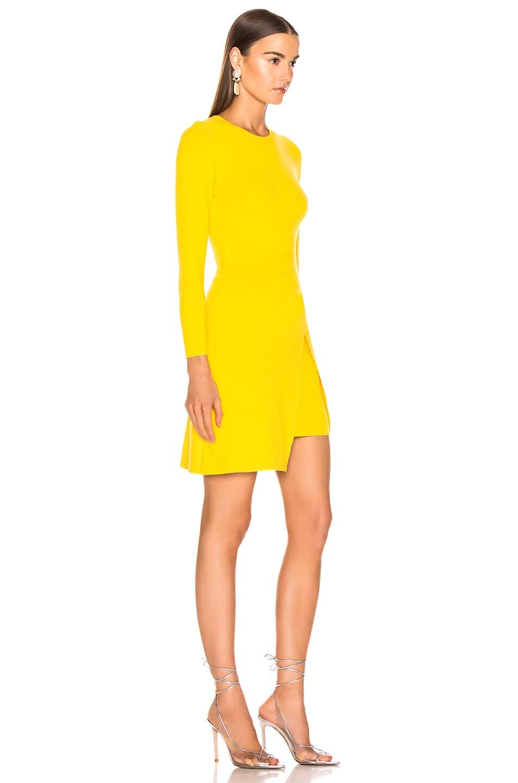 Image 2 of A.L.C. Hadley Dress in Lemon