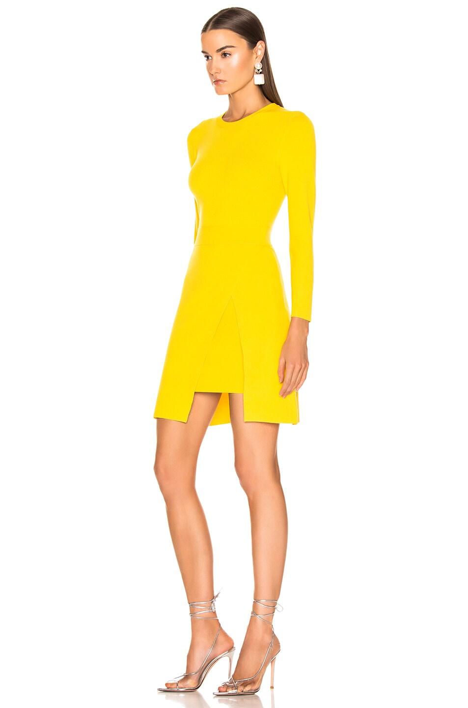 Image 3 of A.L.C. Hadley Dress in Lemon