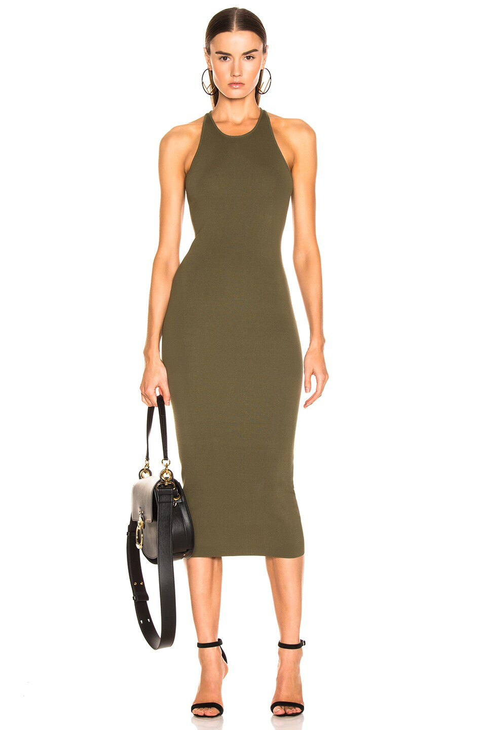 Image 1 of A.L.C. Marc Dress in Camo