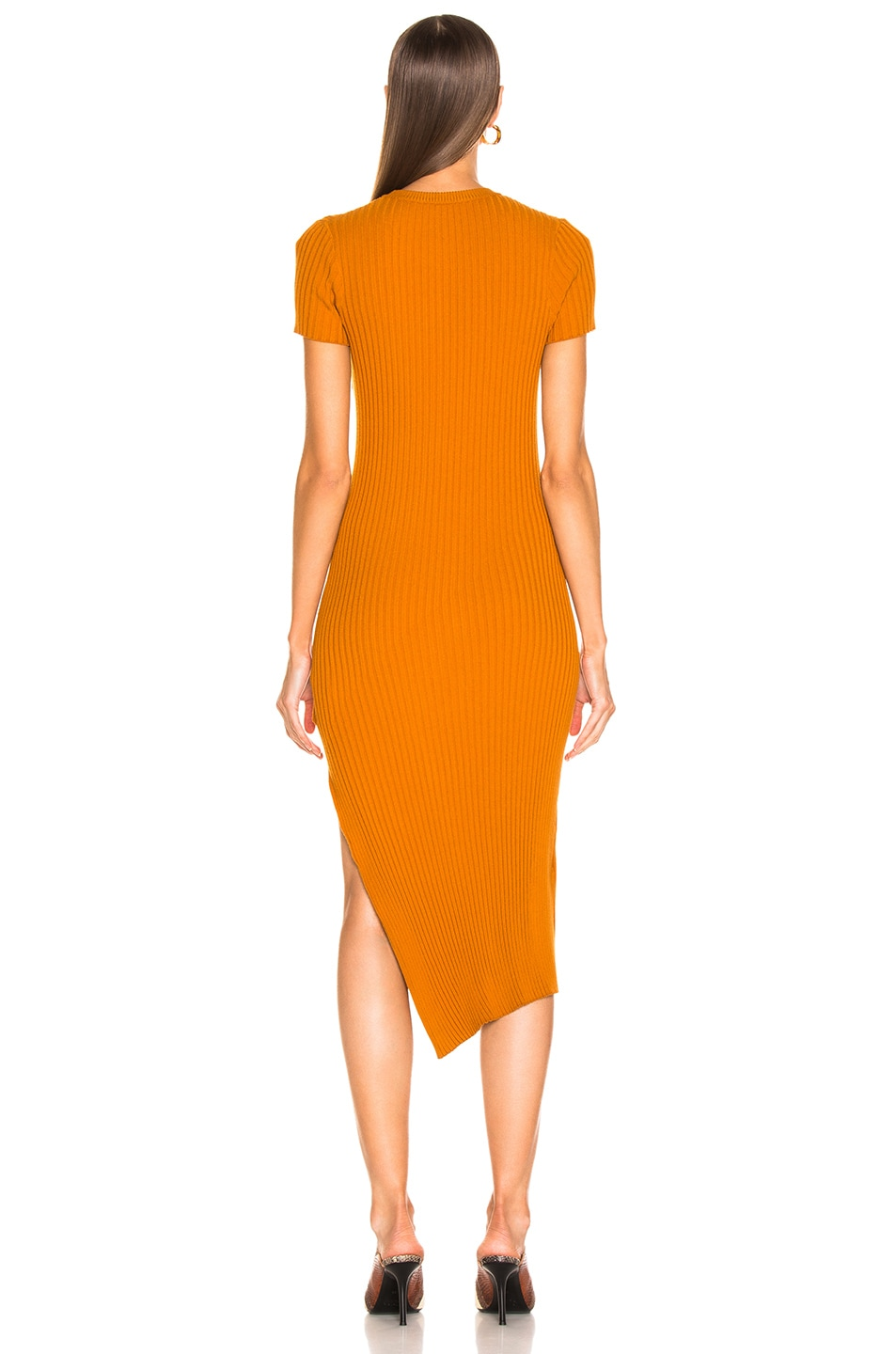 Image 4 of A.L.C. Minetta Dress in Light Honey