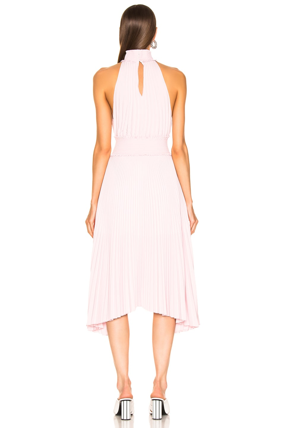 Image 3 of A.L.C. Renzo B Dress in Pale Pink