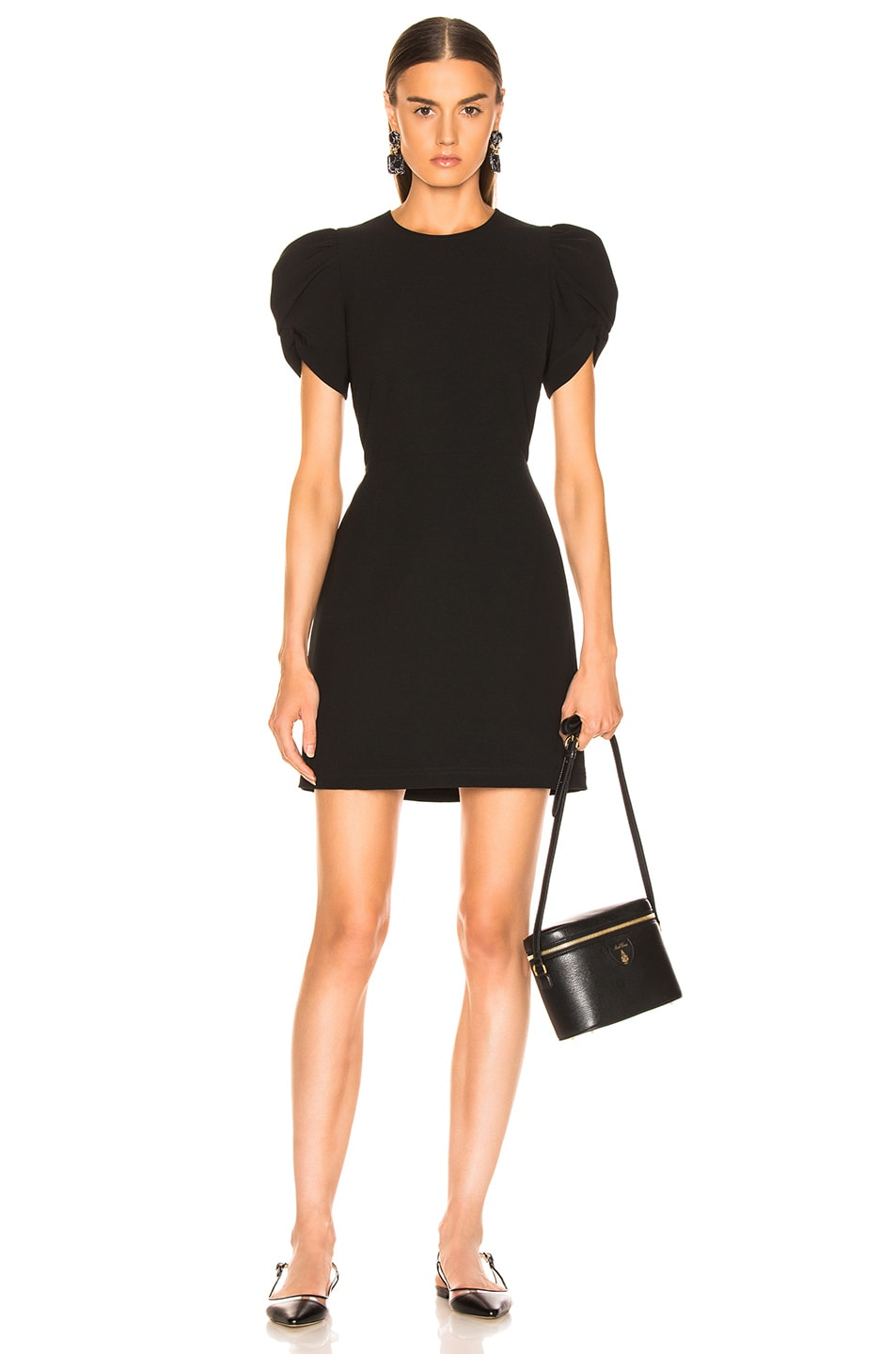 Image 1 of A.L.C. Brinley Dress in Black