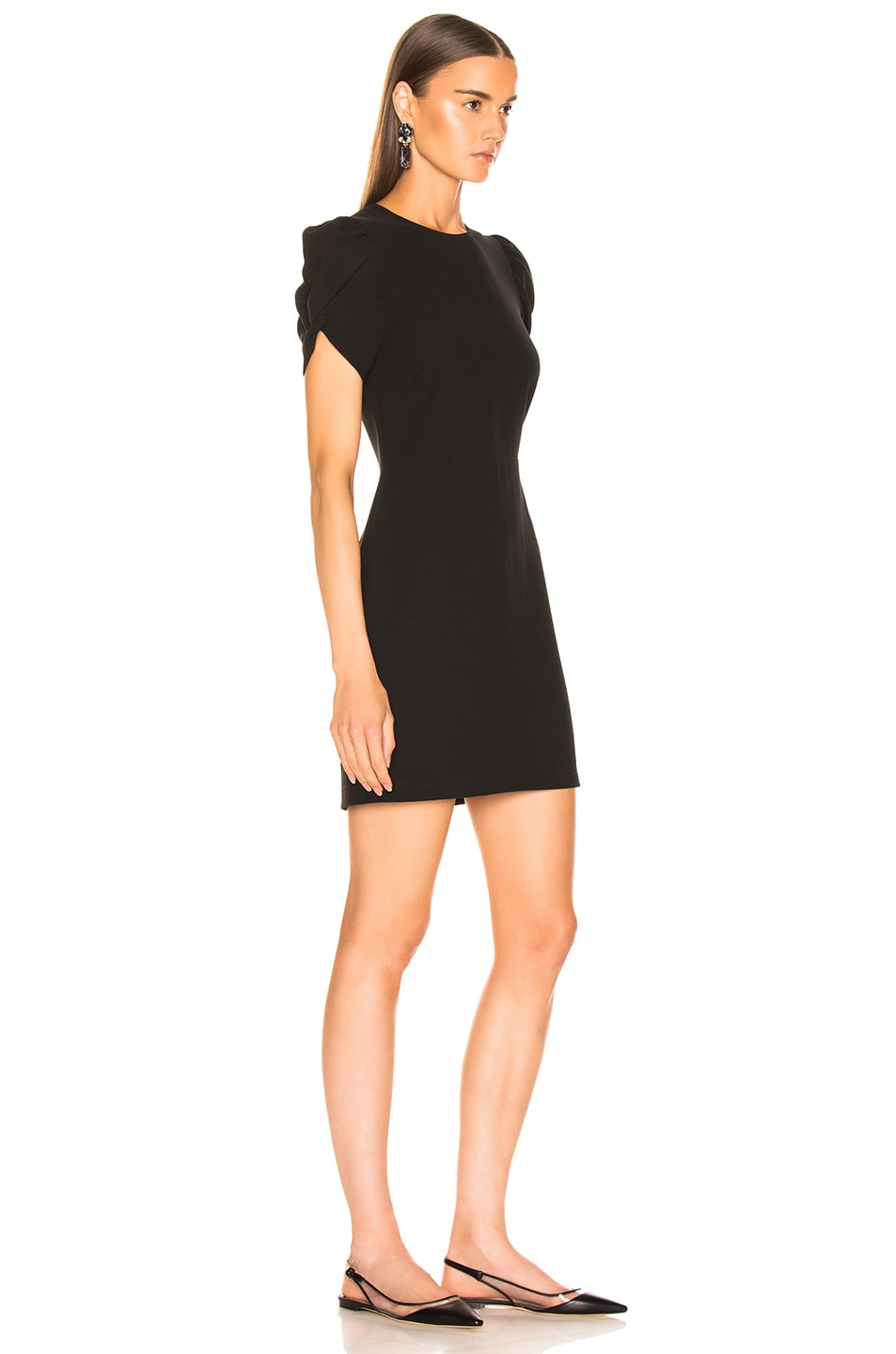 Image 2 of A.L.C. Brinley Dress in Black