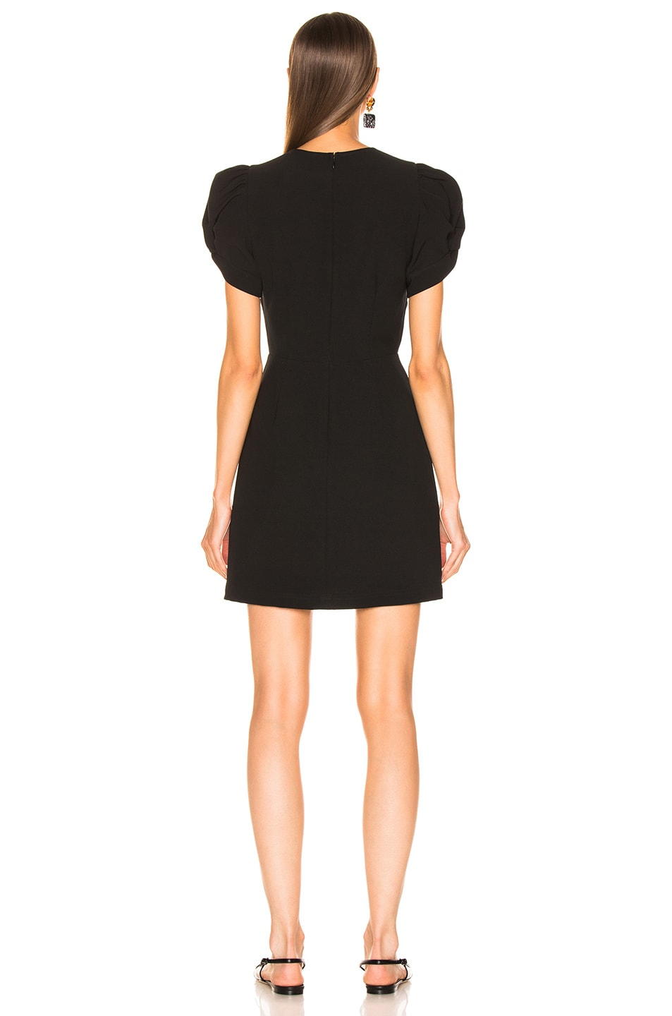 Image 3 of A.L.C. Brinley Dress in Black