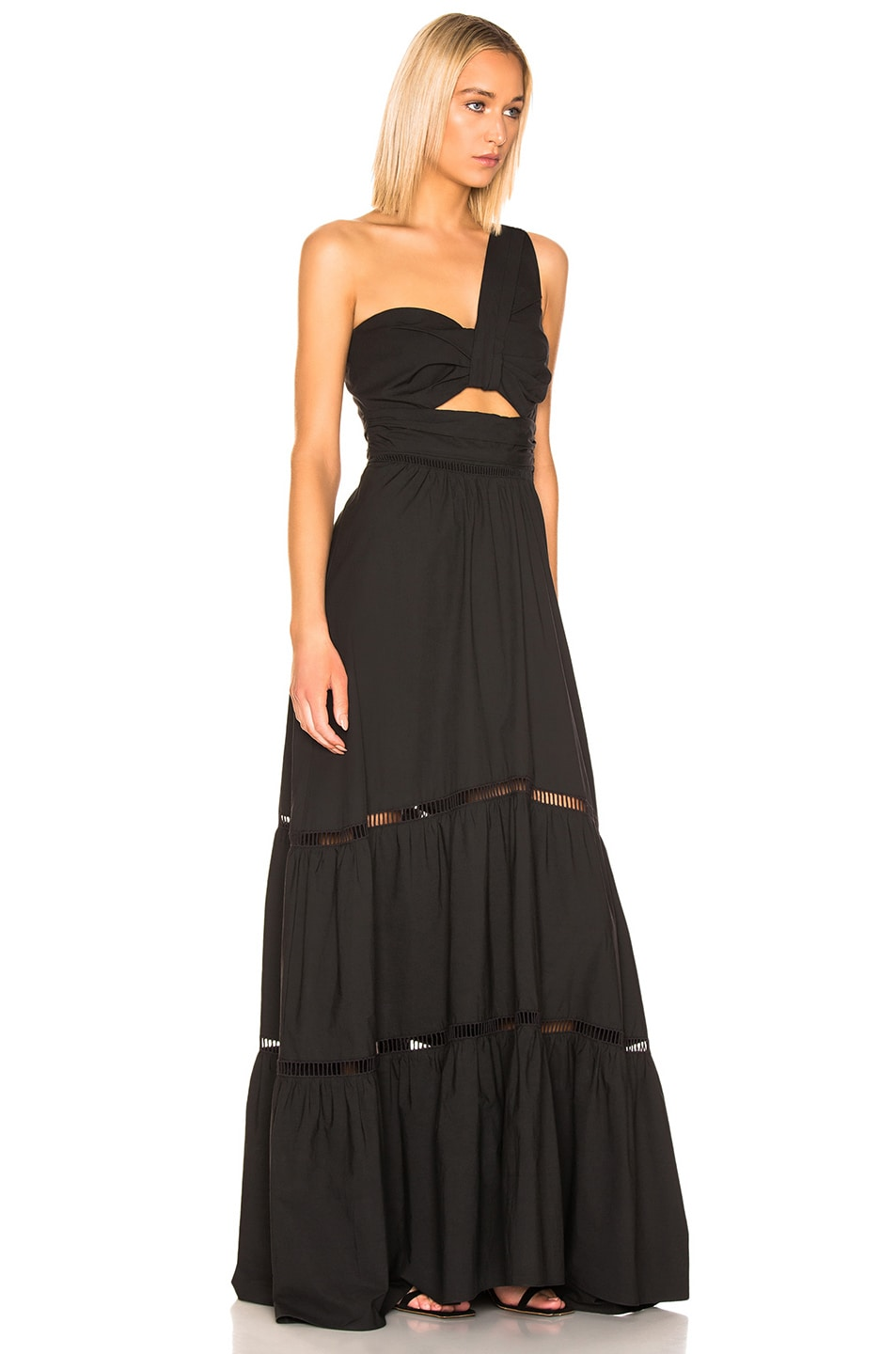 Image 2 of A.L.C. Piper Dress in Black
