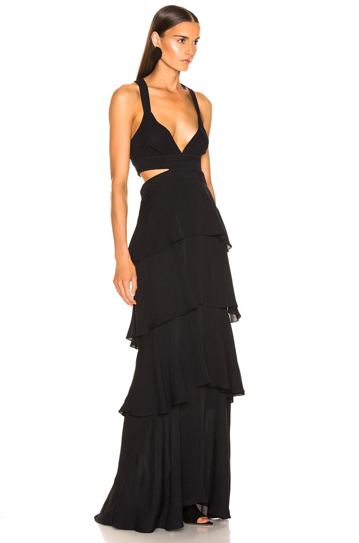 Image 2 of A.L.C. Lita Dress in Midnight