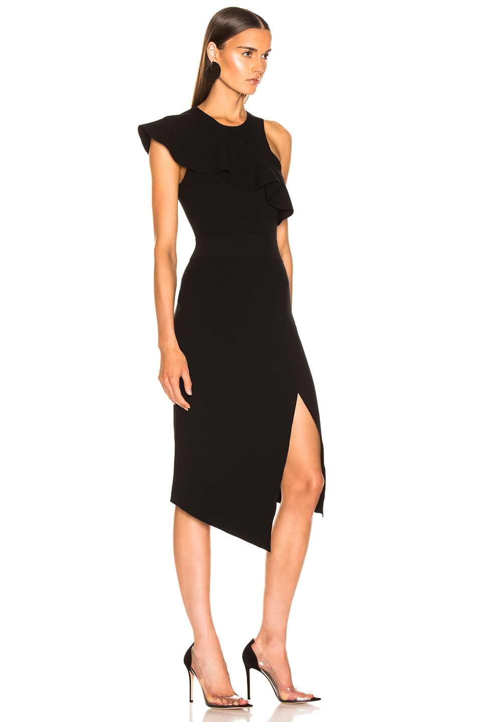 Image 2 of A.L.C. Nicola Dress in Black