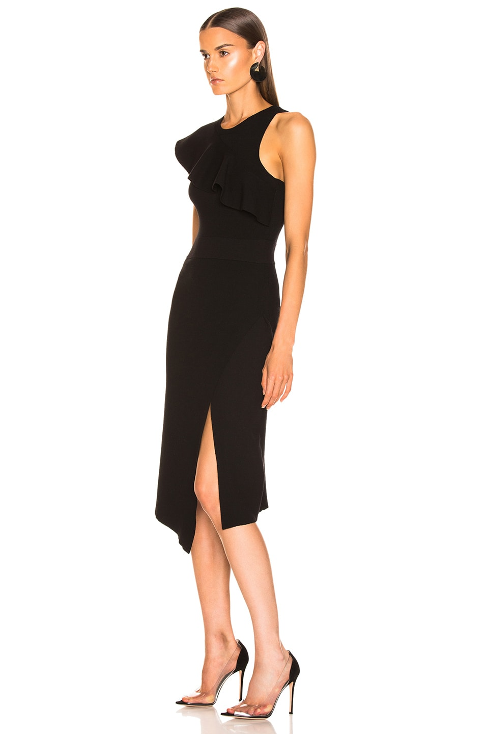 Image 3 of A.L.C. Nicola Dress in Black