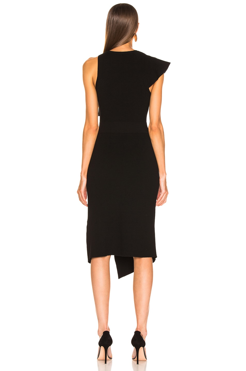 Image 4 of A.L.C. Nicola Dress in Black