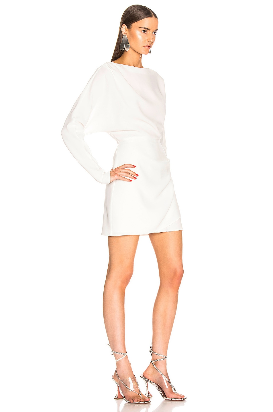 Image 2 of A.L.C. Greer Dress in White