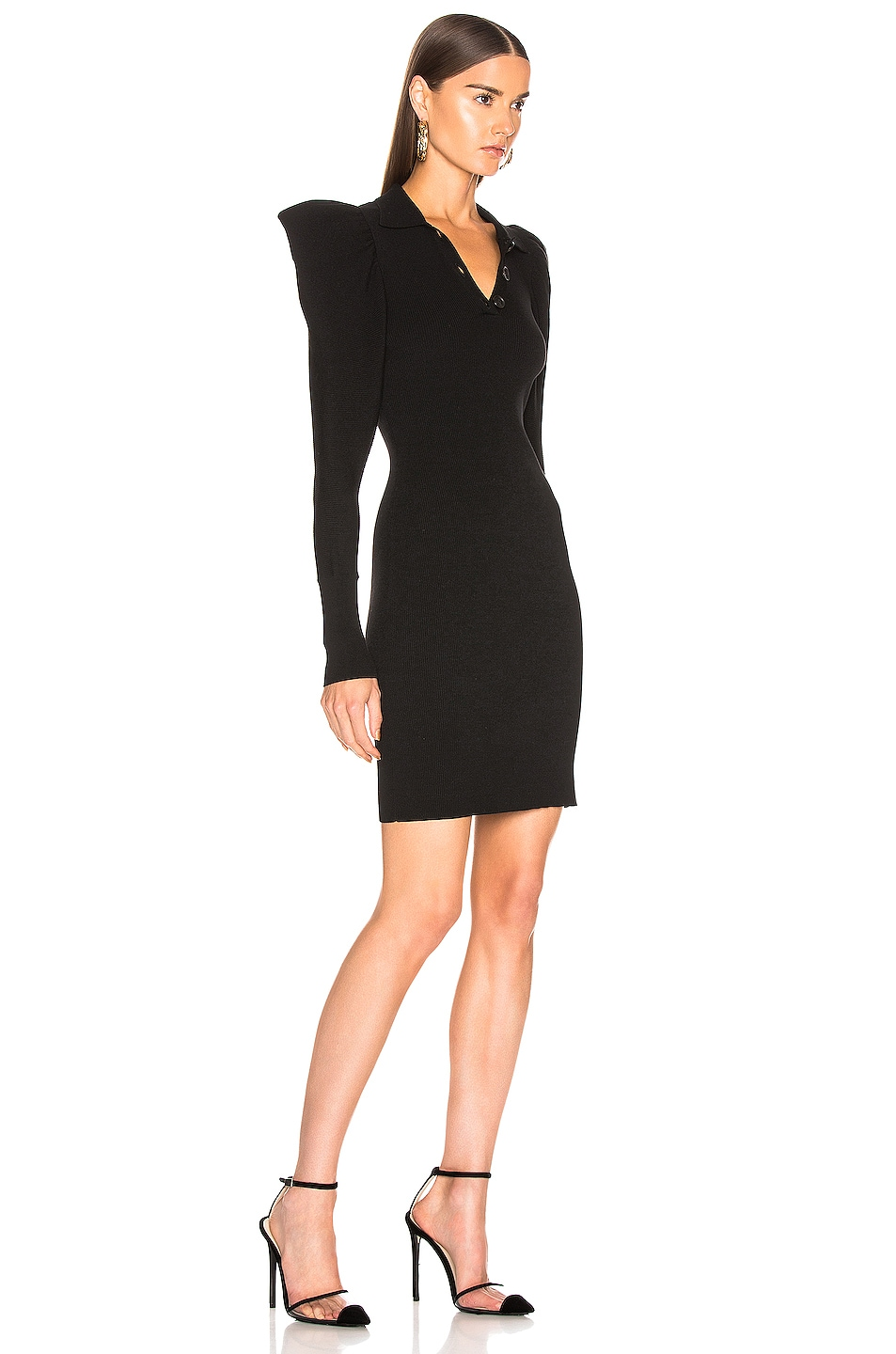 Image 2 of A.L.C. Amina Dress in Black