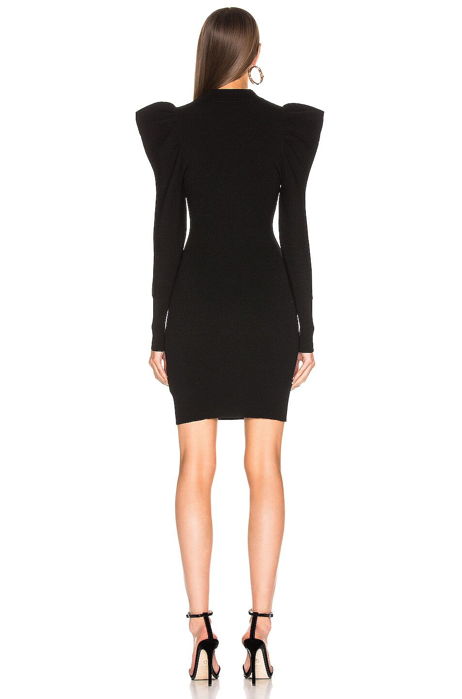 Image 3 of A.L.C. Amina Dress in Black