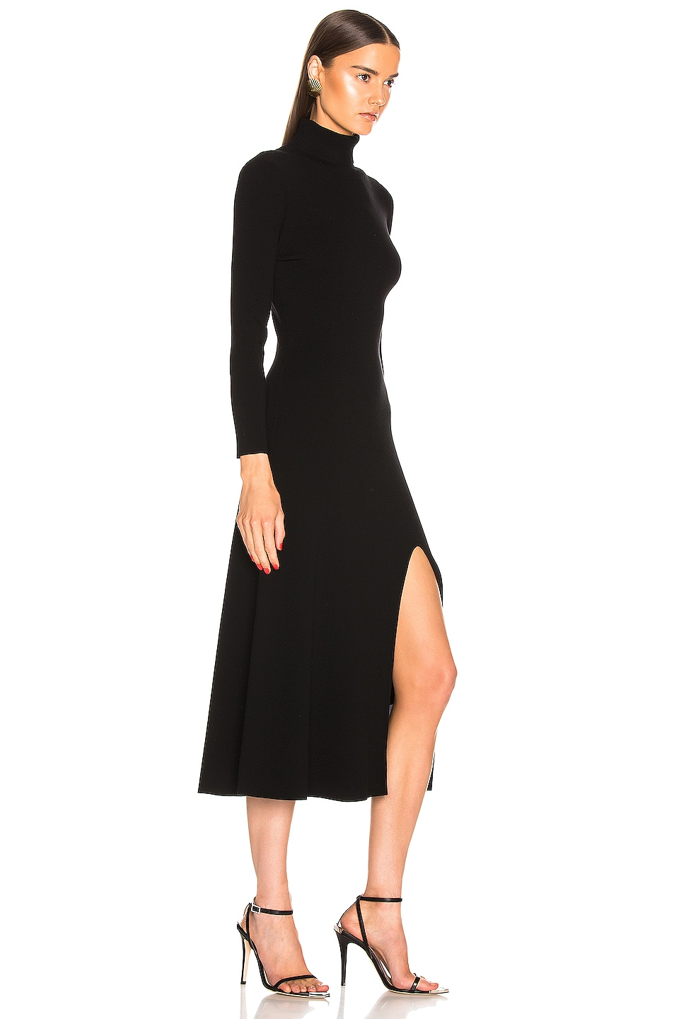 Image 2 of A.L.C. Ambrose Dress in Black