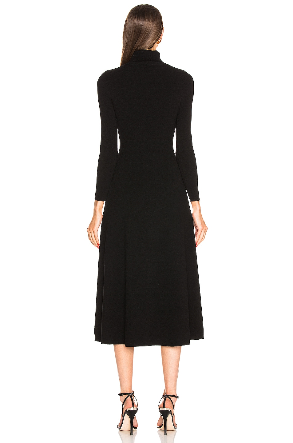 Image 3 of A.L.C. Ambrose Dress in Black
