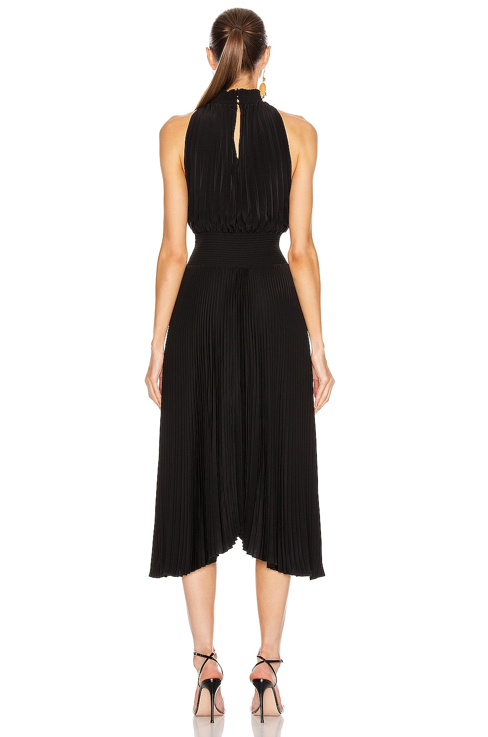 Image 3 of A.L.C. Renzo Dress in Black
