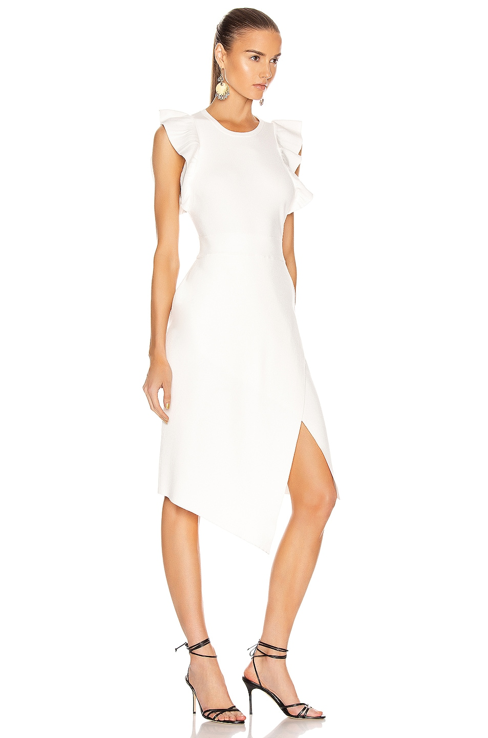 Image 2 of A.L.C. for FWRD Willow Dress in White