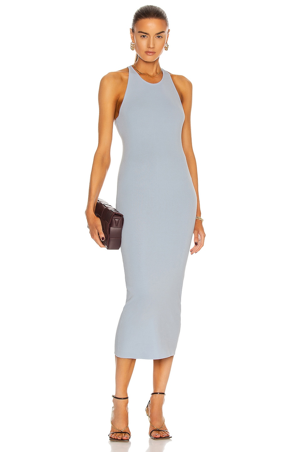 Image 1 of A.L.C. Marc Dress in Cloud