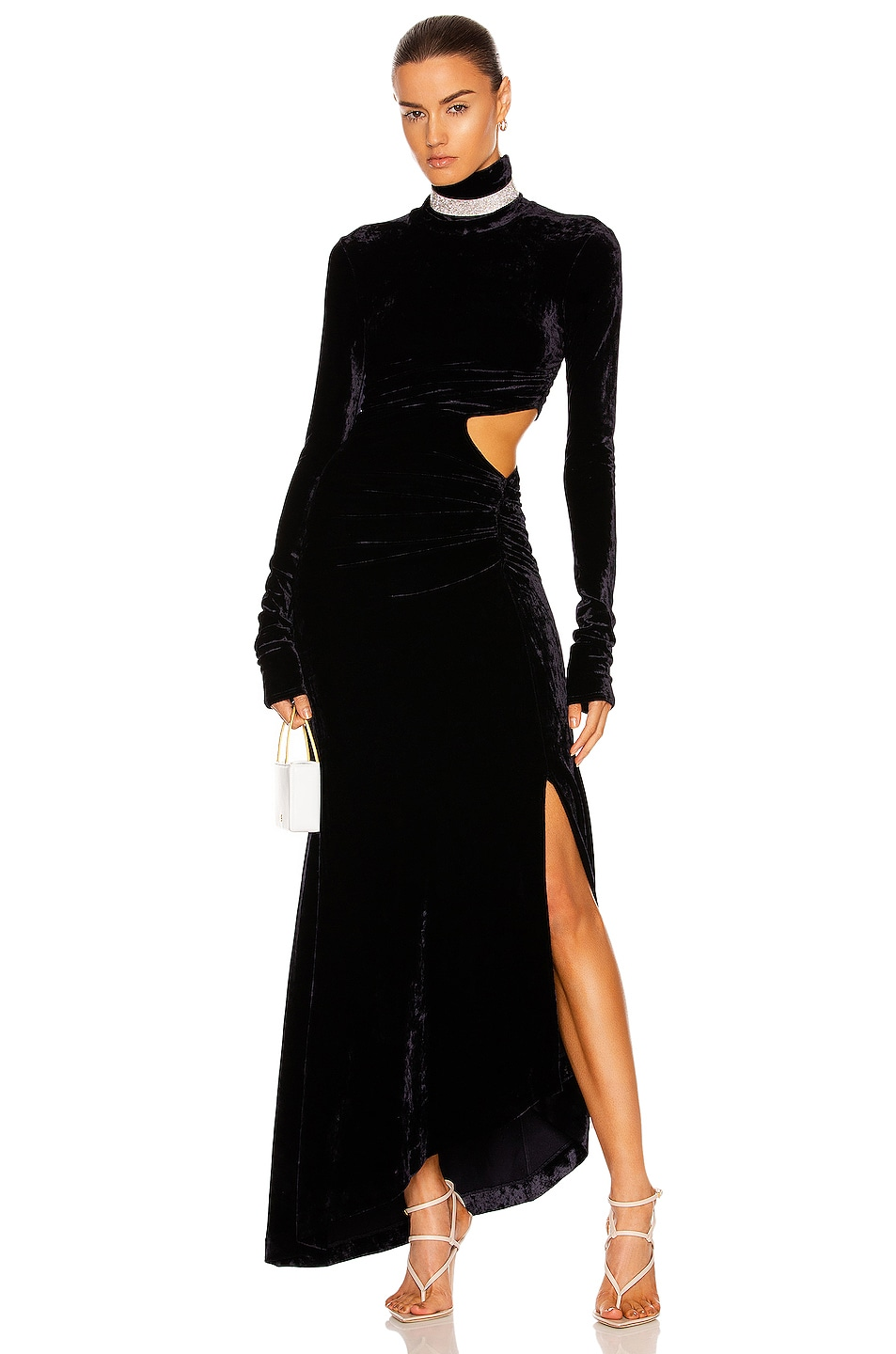 Image 1 of A.L.C. Katherine Dress in Navy