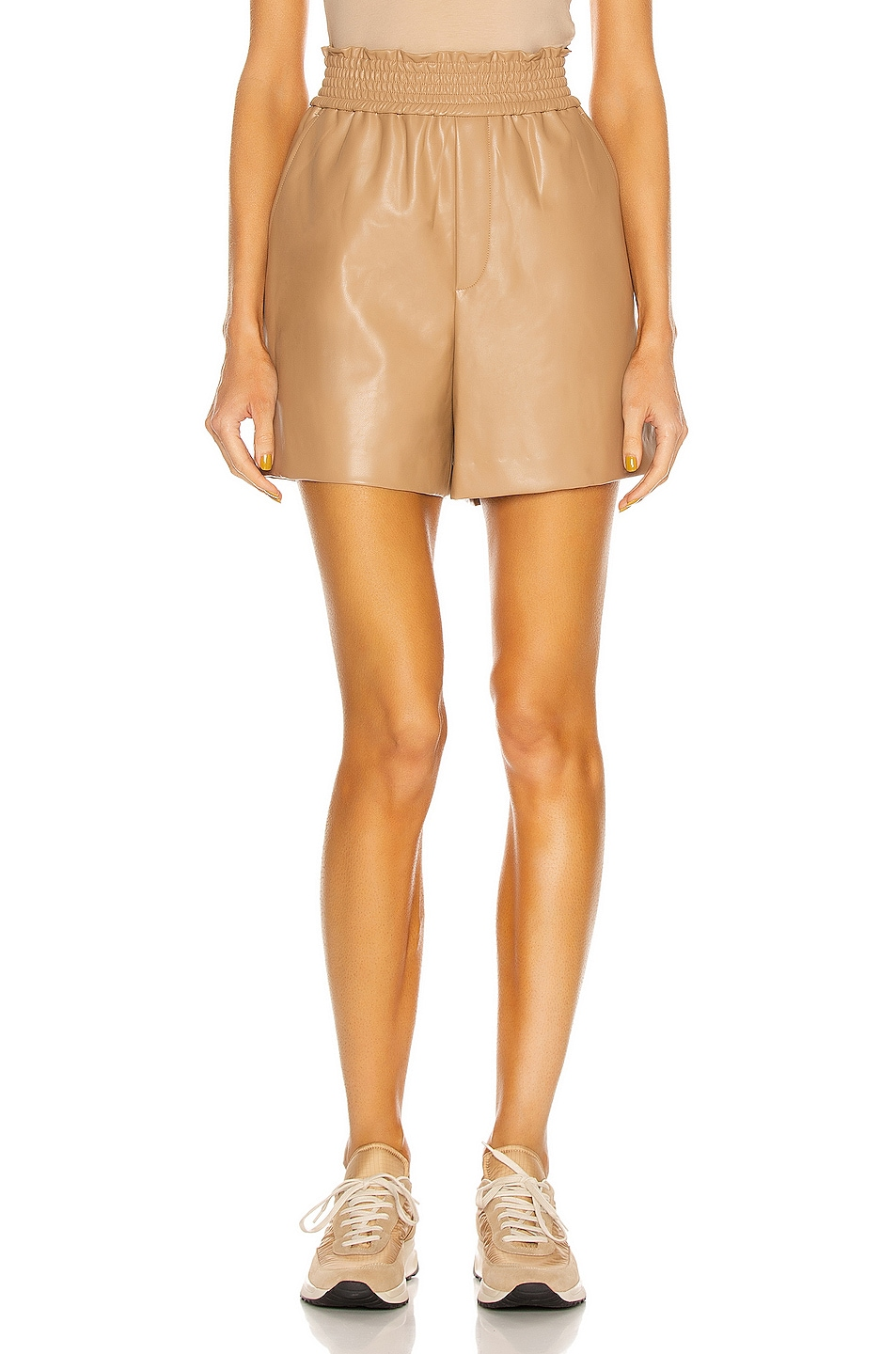 Image 1 of A.L.C. Kaleb Short in Desert Beige