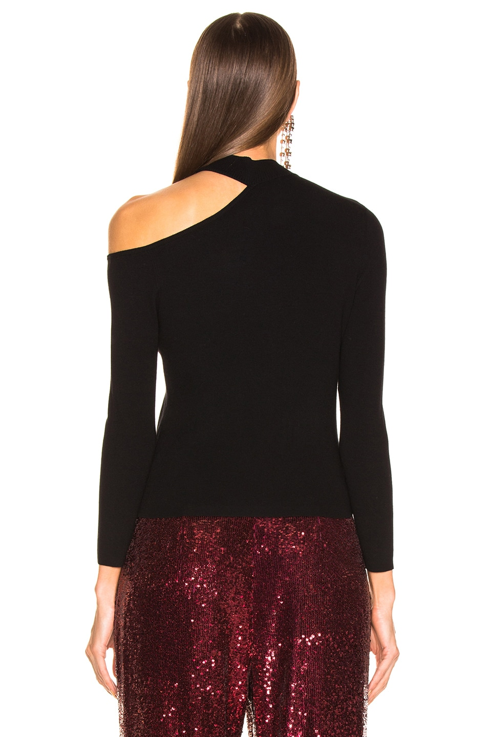 Image 4 of A.L.C. Sonny Sweater in Black