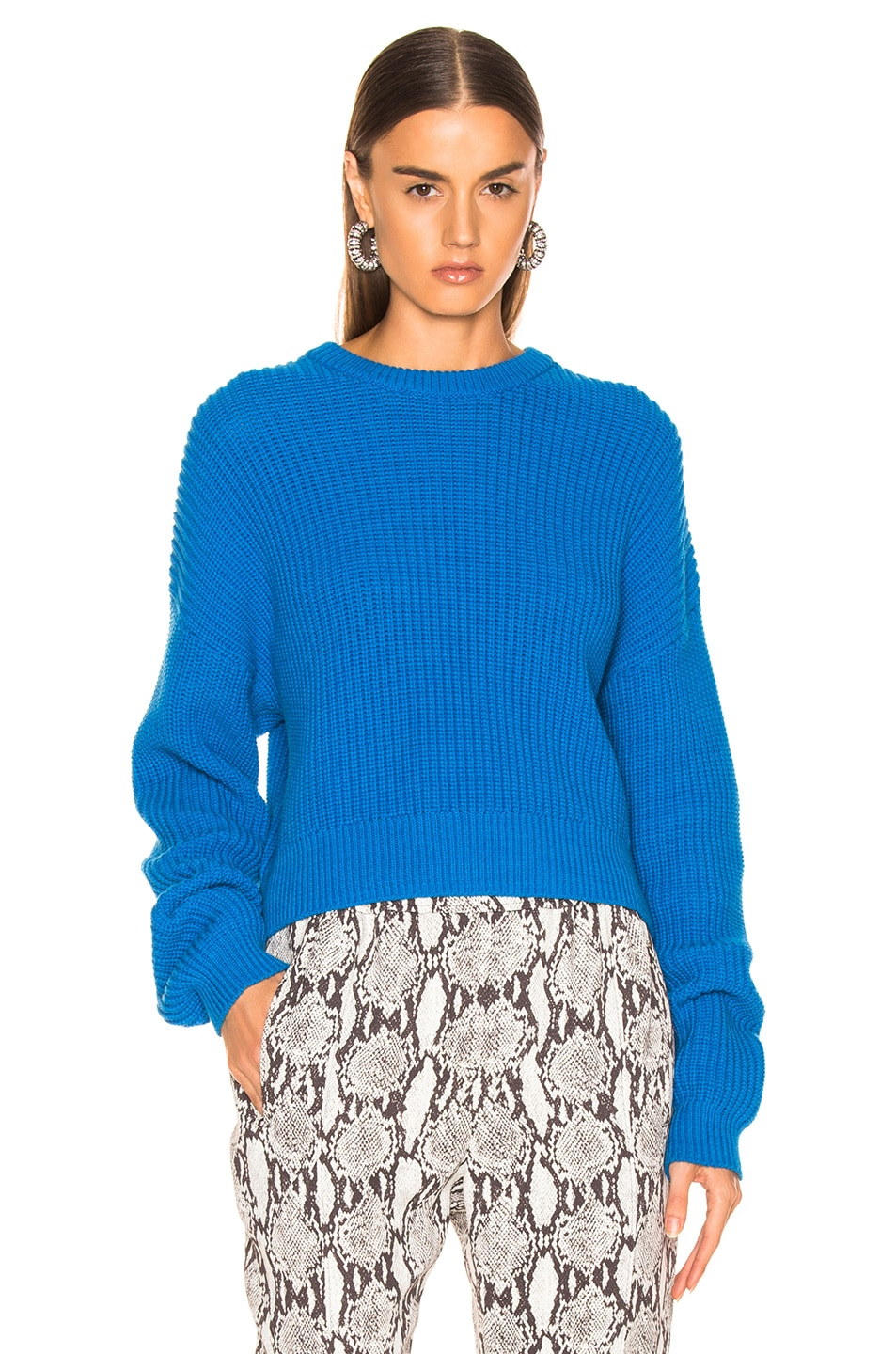 Image 1 of A.L.C. Jeremy Pullover in Azure