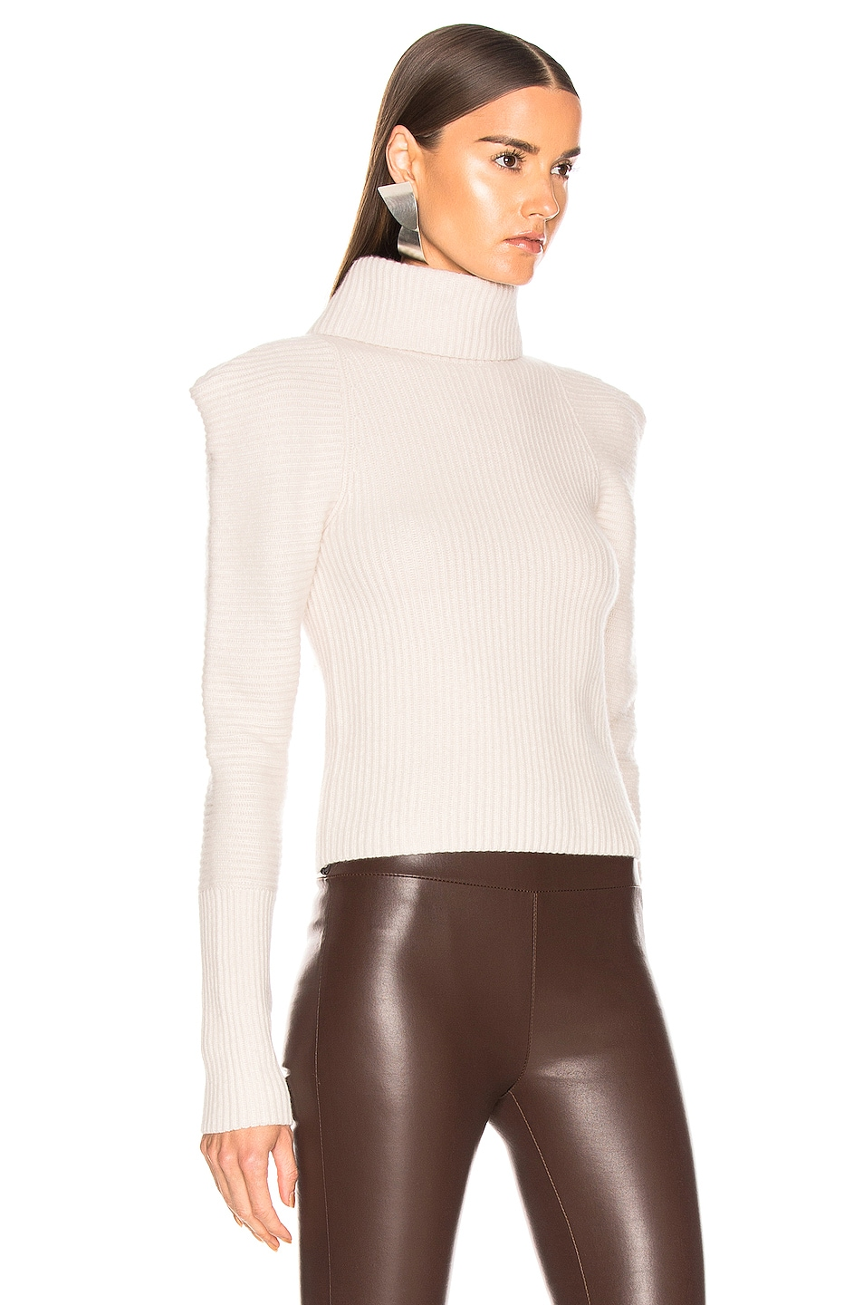 Image 2 of A.L.C. Maura Sweater in Off White