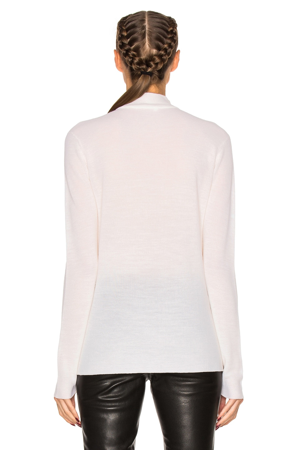 Image 4 of A.L.C. Caro Sweater in White