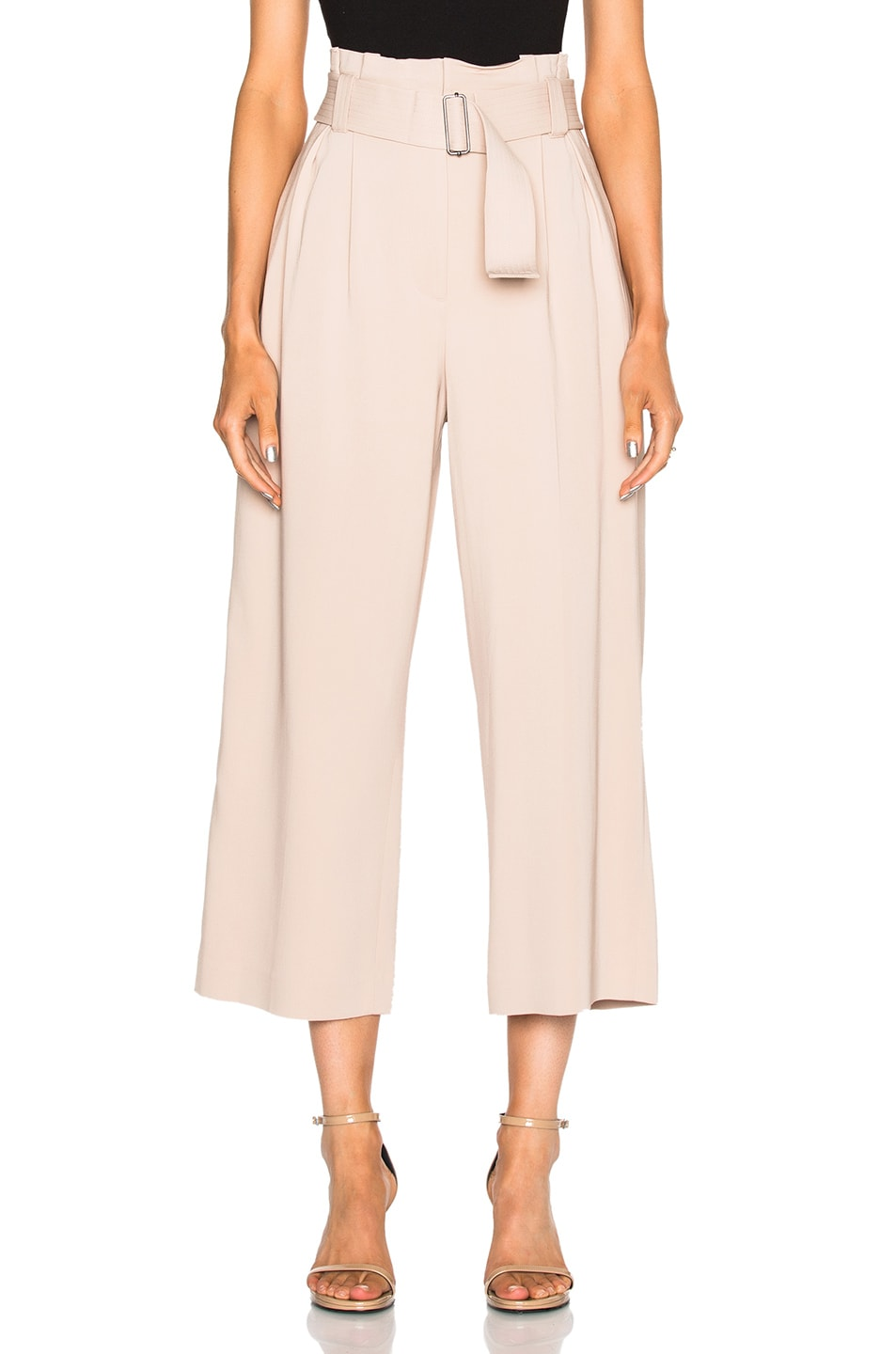 Image 1 of A.L.C. Dillon Gaucho Pants in Whisper