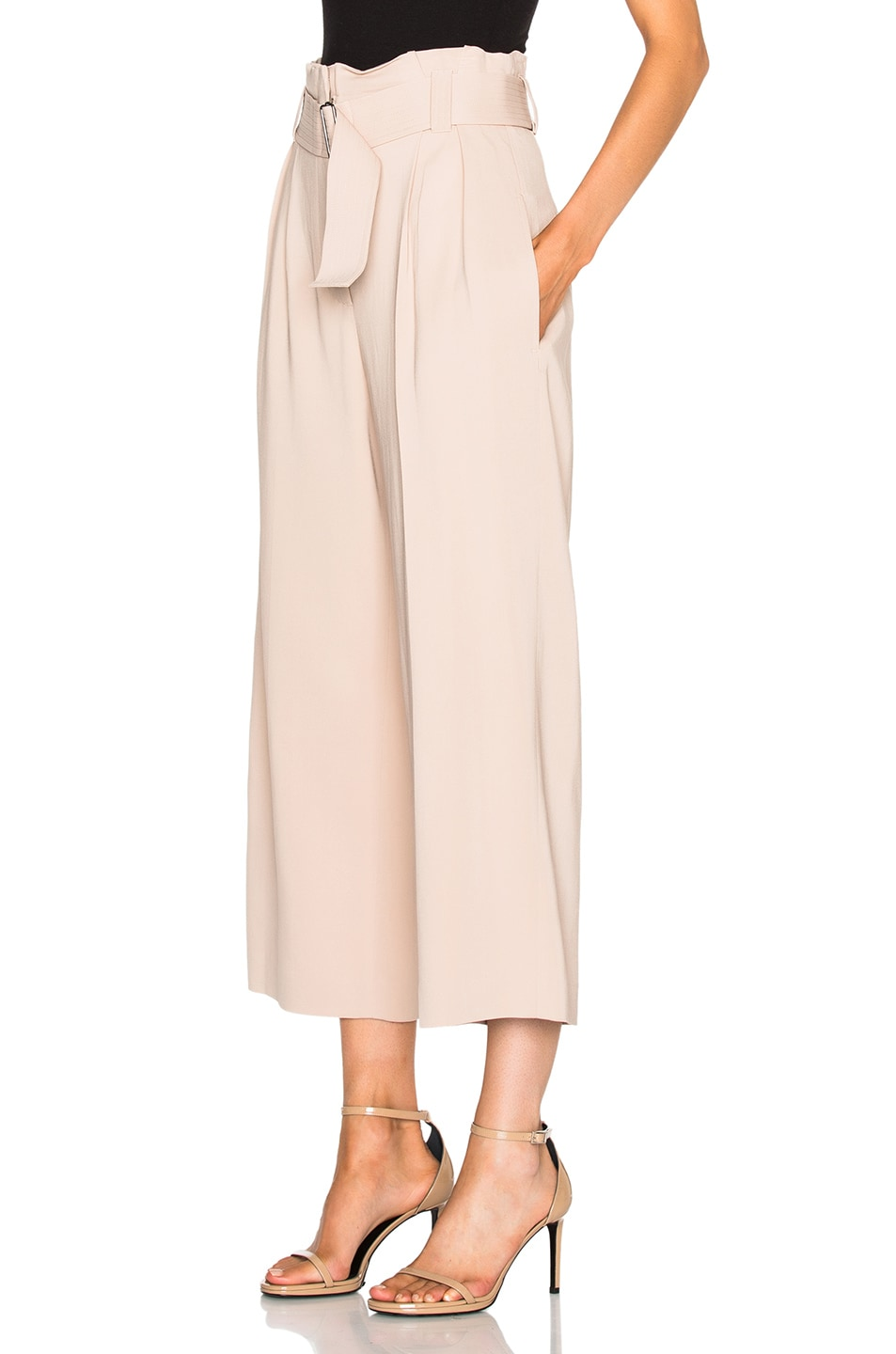 Image 2 of A.L.C. Dillon Gaucho Pants in Whisper
