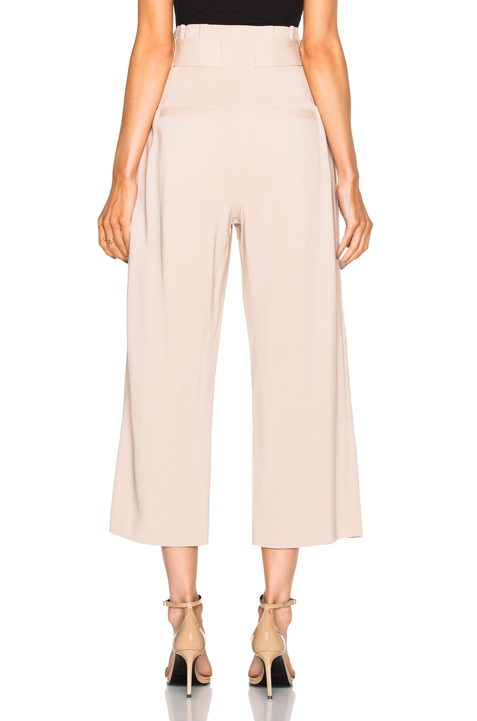 Image 4 of A.L.C. Dillon Gaucho Pants in Whisper