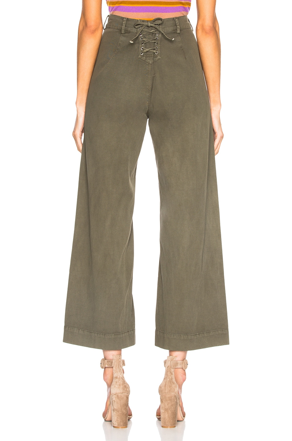 Image 3 of A.L.C. Finley Pant in Army