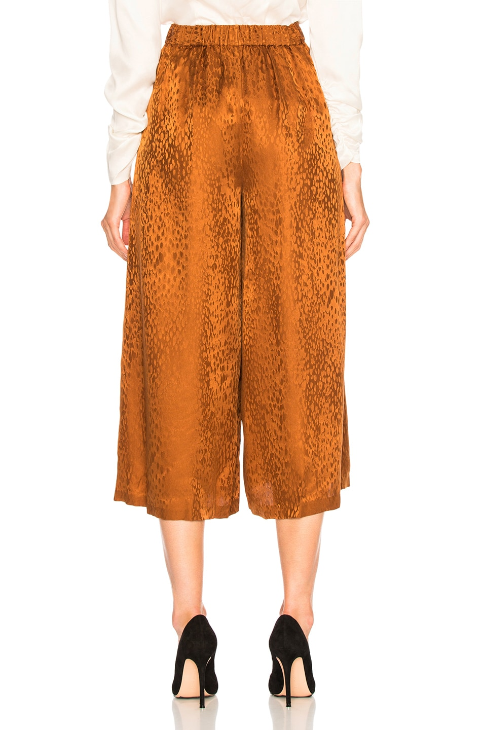 Image 3 of A.L.C. Jameson Pant in Toffee
